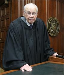 104 Year Old Judge, Wesley E. Brown. A Modern Solomon.