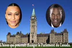 Lawyer, Singer and ex-Hockey Enforcer Seek Law-making Authority in Parliament