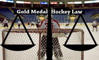 The Gold Medal Law of Hockey