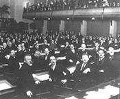1919 - The League of Nations