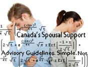 Spousal Support Advisory Guidelines - To Caesar What is Caesar's