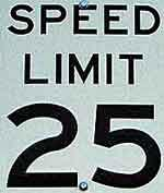 Speeding Law