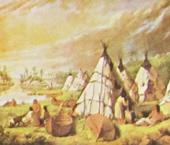 028,000 B.C., First Residents of Canada