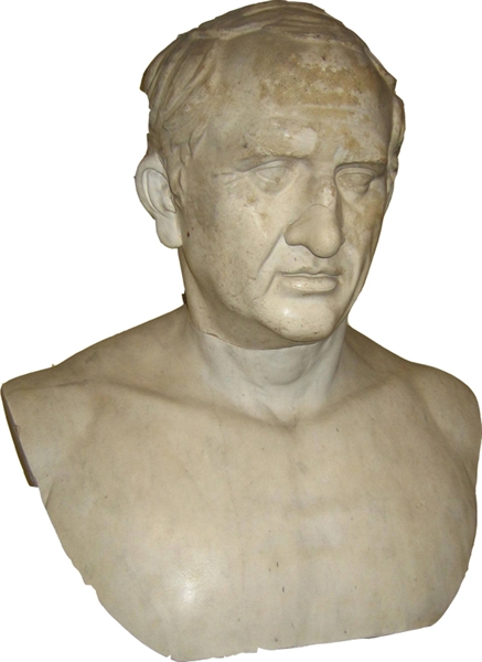 Male Portrait of Cicero (So Called)