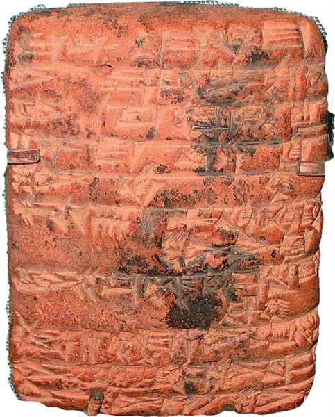 Sumerian Court Judgment, c. 2100-2000 BC