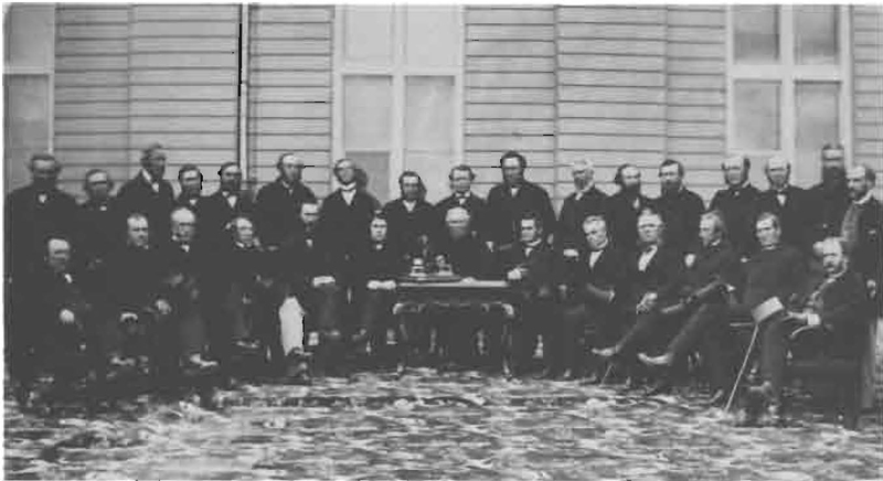 Fathers of Confederation, Nation Builders, Canada, 1867
