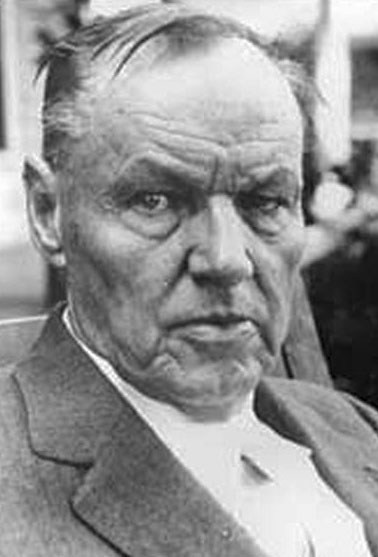 Clarence Darrow Famous American Lawyer Photo