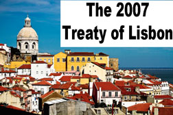 2007, The Treaty of Lisbon