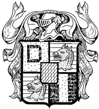 Duhaime coat of arms