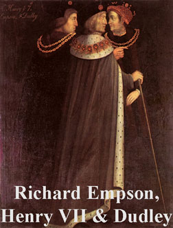 Empson, Henry VII and Dudley