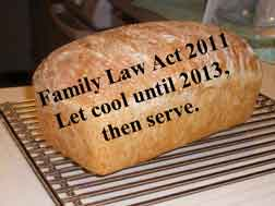 Family Law Act 2011