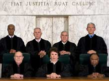 Georgia Supreme Court fiat justitia