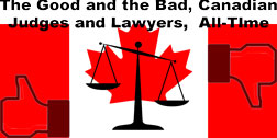 The Canadian Lawyer and Judge Hall of Fame