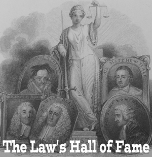 The Law's Hall of fame