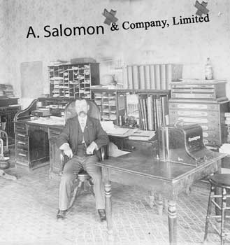 salomon v a salomon case Salomon v a salomon & co ltd salomon v a salomon & co ltd [1897] ac 22 is a landmark uk company law case the effect of the lords' unanimous ruling was to uphold.