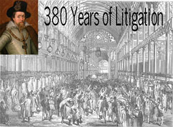 380 years of litigation