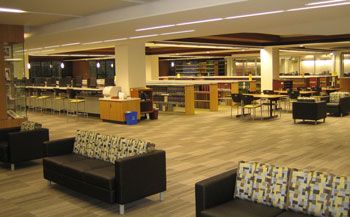 UVic new law library