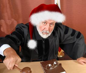 Christmas judge © Junial Enterprises - Fotolia.com