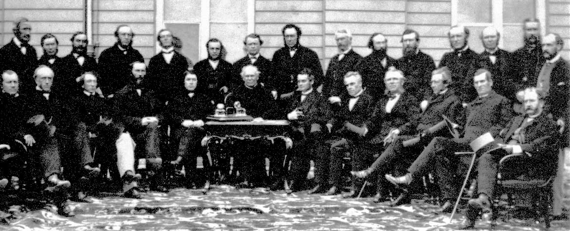 1864 Fathers of Confederation