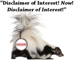 disclaimer of interest image © Eric Isselée