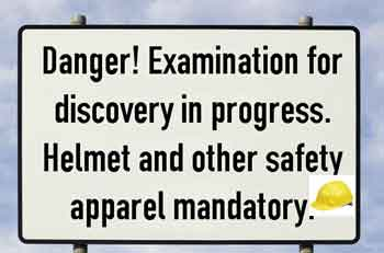 Examination for Discovery