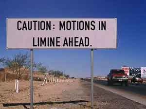 motion in limine