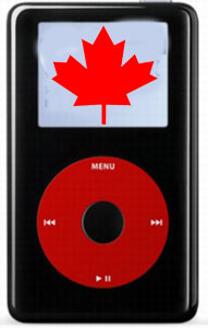 mp3 player Canada