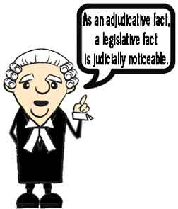 adjudicative fact