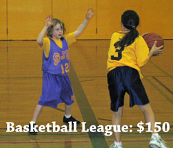 special or extraodinary expense sample, kids playing basketball