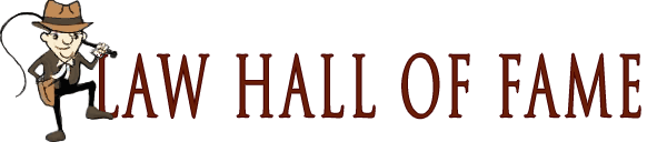Hall of Fame: The Law's Hall of Fame