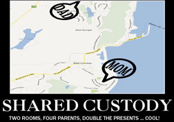 shared custody