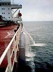 ship effluent
