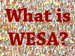 Where (what?) is WESA?