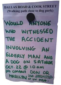witness sign