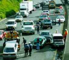 Negligence is often cited in car crashes